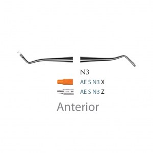 American Eagle Scaler N3 - Anterior