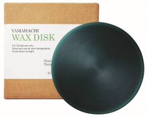 Yamahachi Wax Disc Green 14 mm